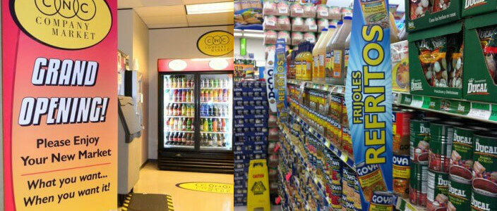 Retail Signage - Retail Store Signs & Displays | Houston