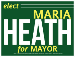 election sign design ideas