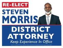 political lawn signs design