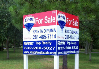 signs for real estate