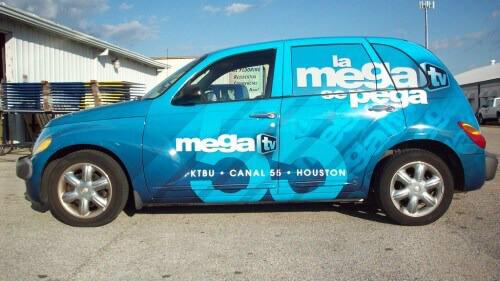 fleet branding - Houston, TX