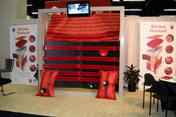 trade show booth design Houston