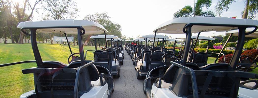 golf tournament hole sponsor ideas