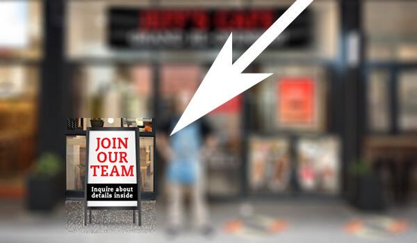 storefront sign company - Houston