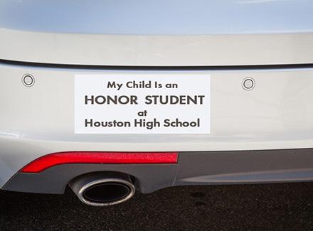 car magnet fundraiser