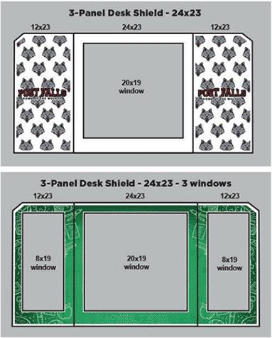 student desk dividers