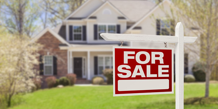 what are real estate signs made of